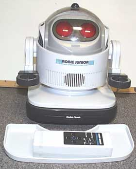 Robie Junior Robot Radio Shack